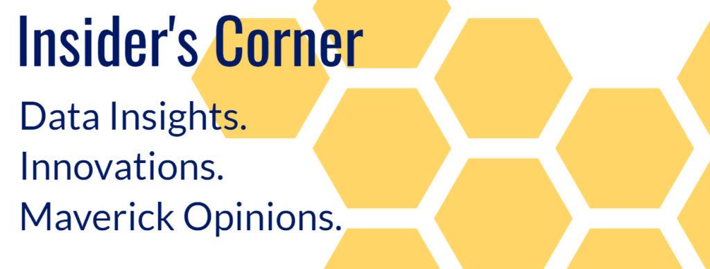 Insider's Corner Peter Rosenwald Blog Series