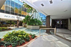 Infocore's Florida Office